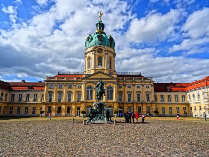 Berlin Castle Charlottenburg