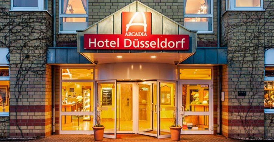 Arcadia Hotel Düsseldorf