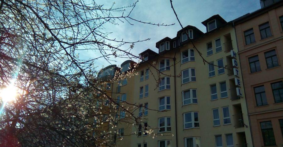 hotel markgraf leipzig