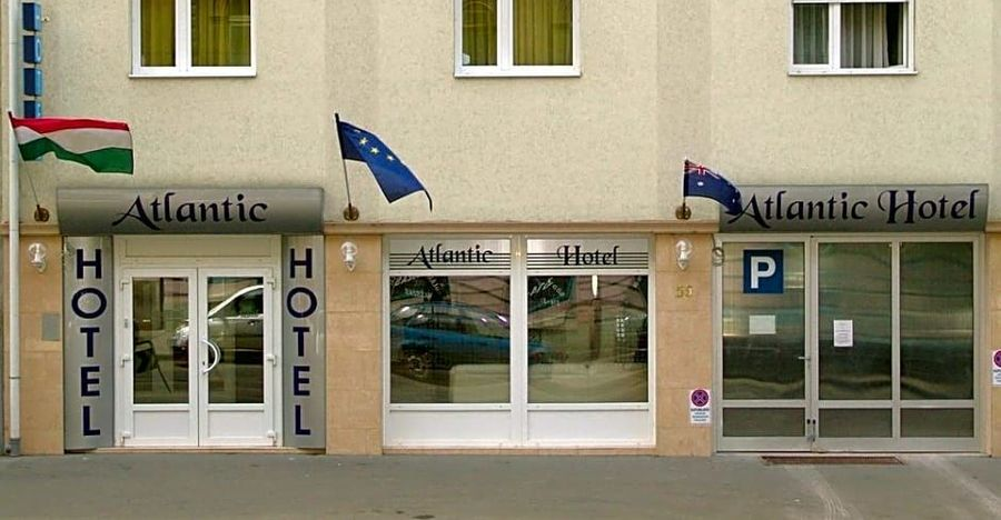 atlantic hotel budapest