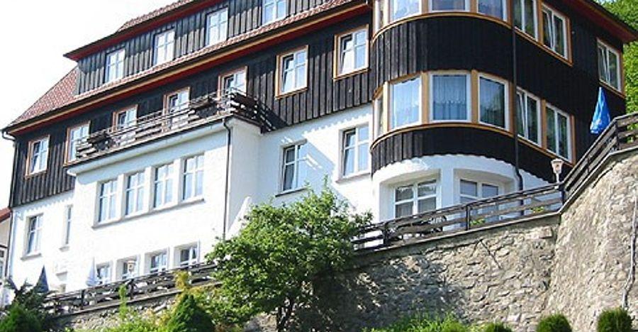 """Hotel """"Zum Harzer Jodlermeister"""""""