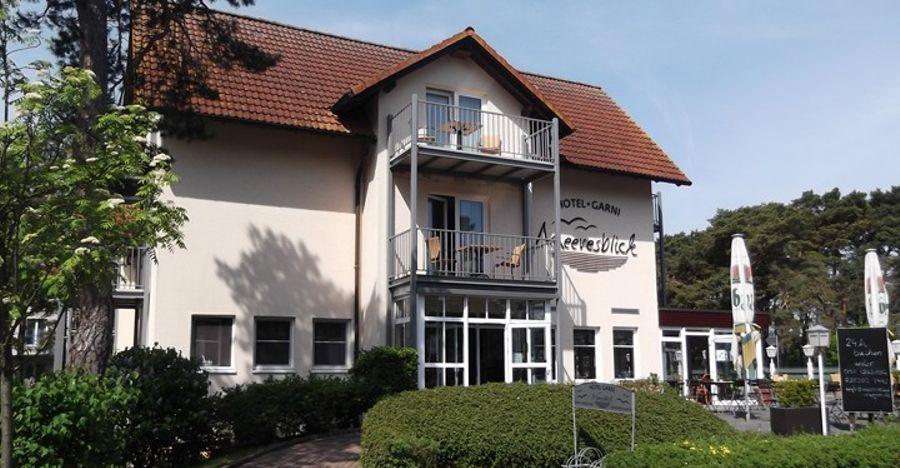 Hotel Garni Meeresblick