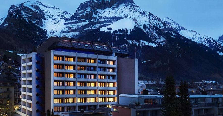 h hotel and spa engelberg
