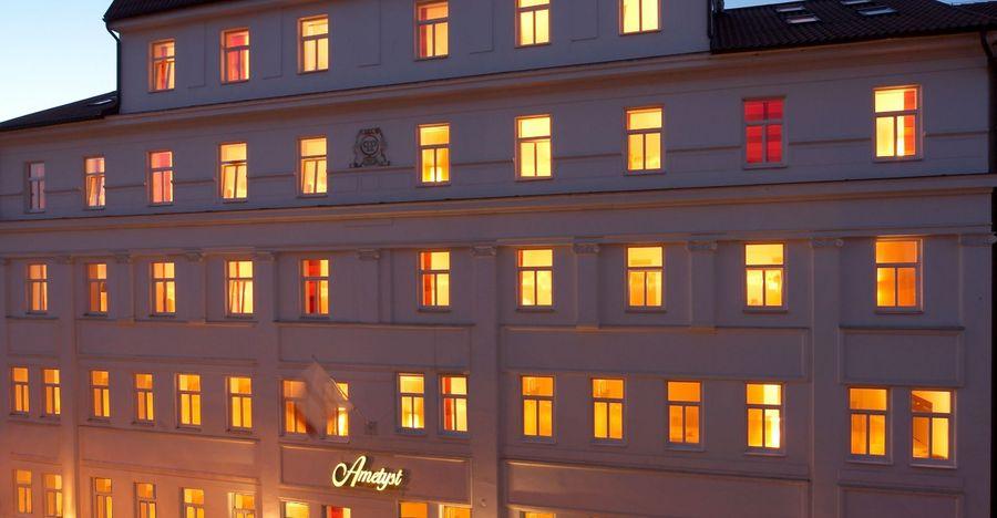Ametyst Hotel in Prague