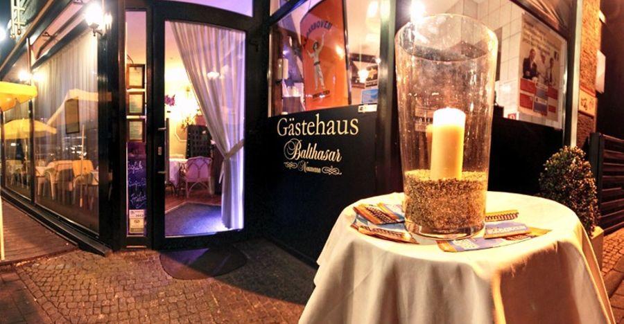 Balthasar Neumann Speiserei & Gästehaus