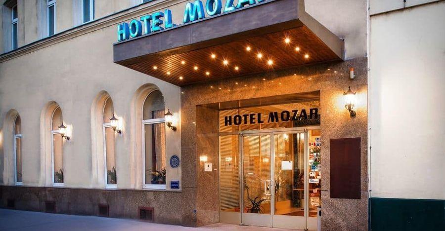 Mozart Hotel - Wien***
