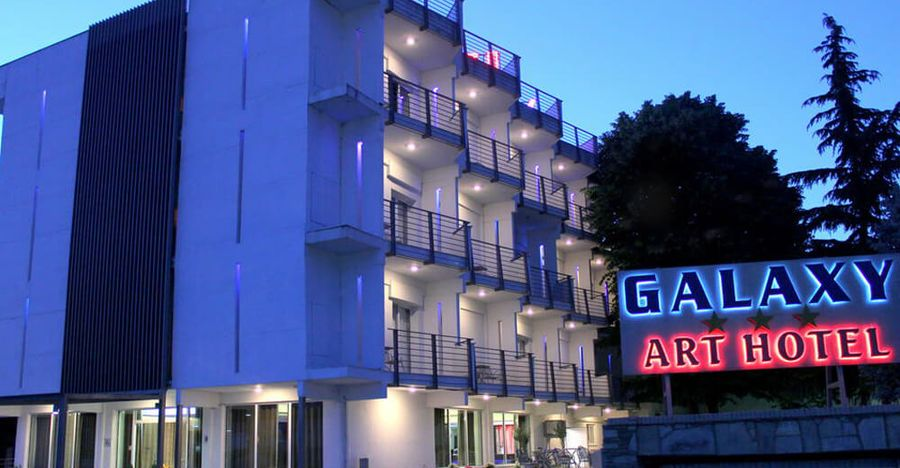 Galaxy Art Hotel Thessaloniki