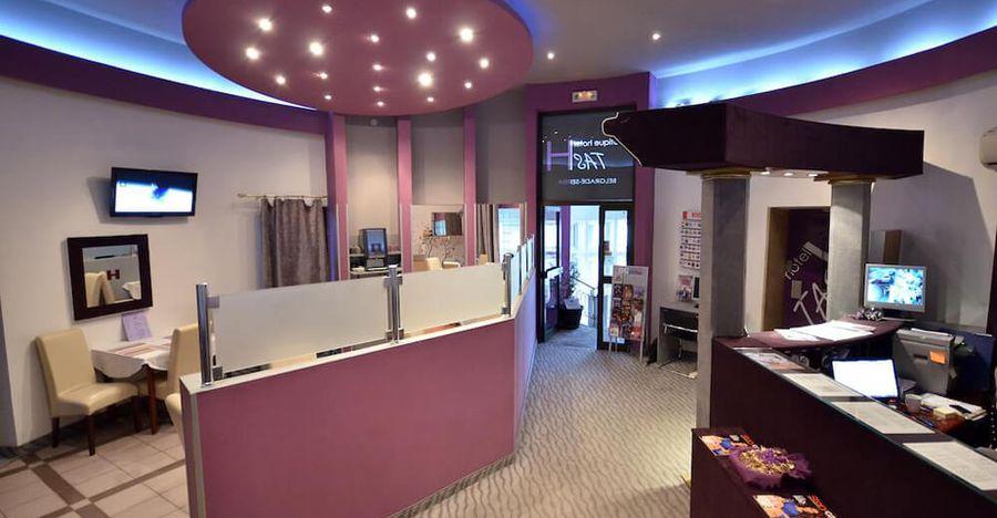 Boutique Hotel Tash