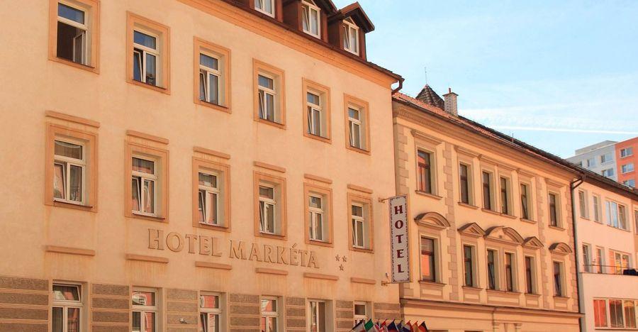 marketa hotel prague