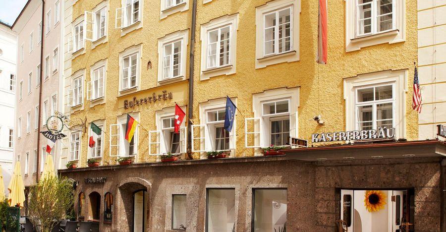 Altstadthotel Kasererbraeu Salzburg