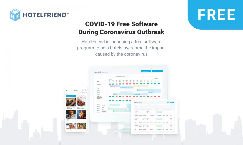 HotelFriend free software program