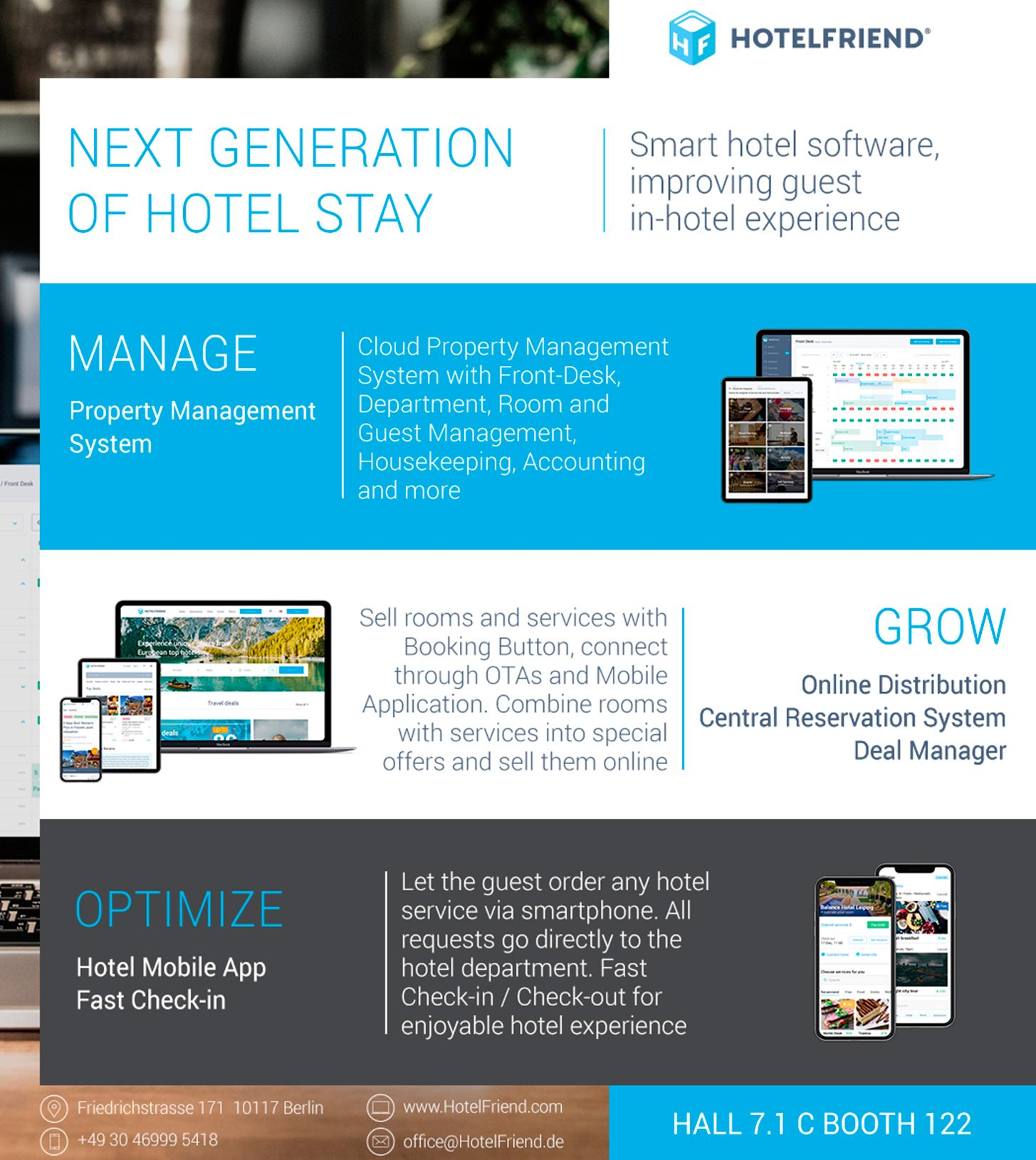 HotelFriend - next generation of hotel stay