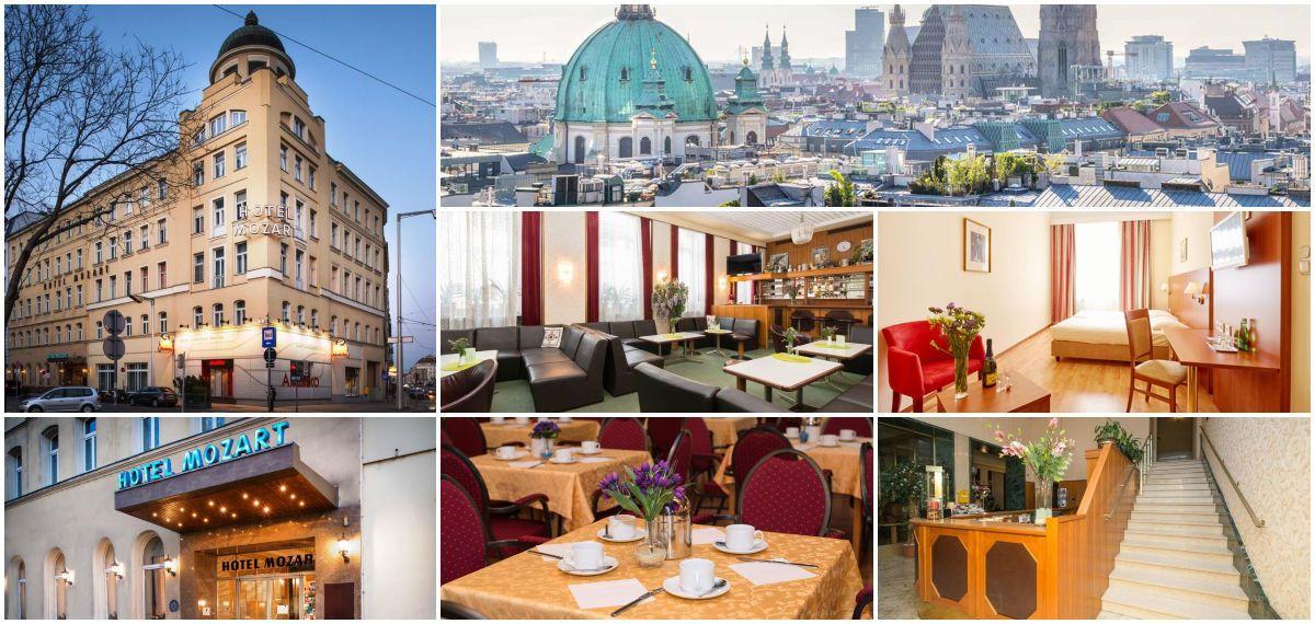 Mozart Hotel in Vienna