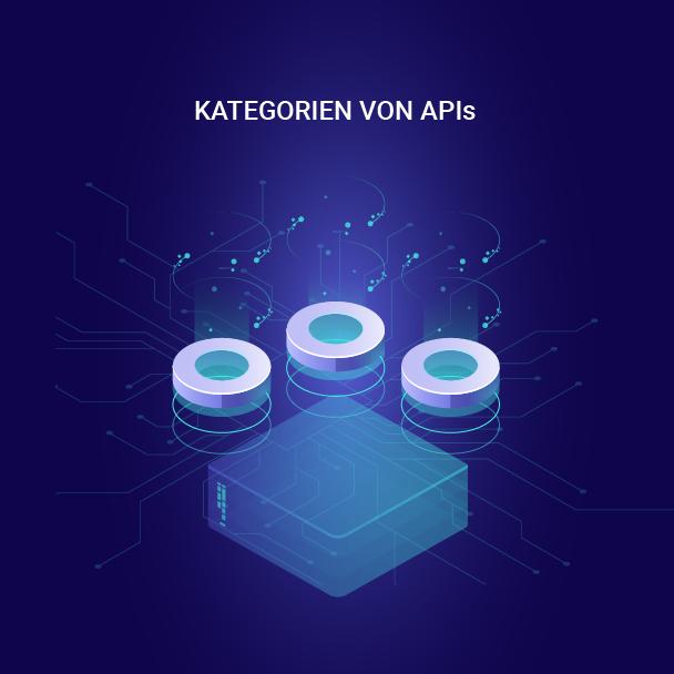 Kategorien von APIs
