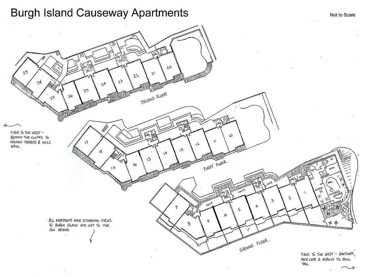 Apartment 5, Bigbury on Sea