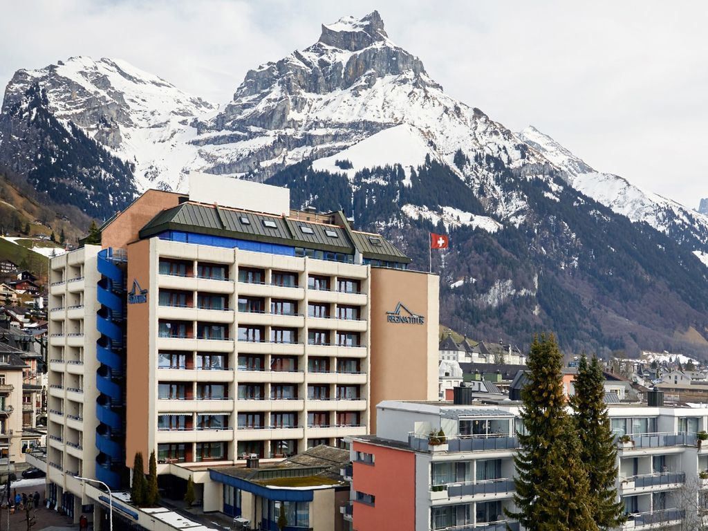 h hotel and spa engelberg
