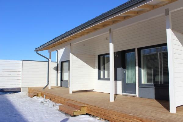 Majoituspalvelu Nurmi Apartment Yritysperänkatu 2 E 2 (Centre of Raahe