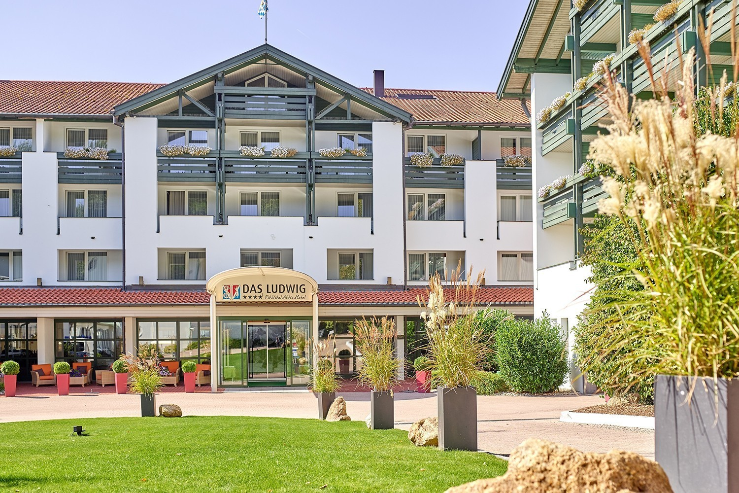 DAS LUDWIG 4s Familienhotel