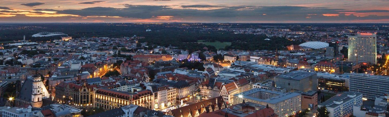 Leipzig panorama 2