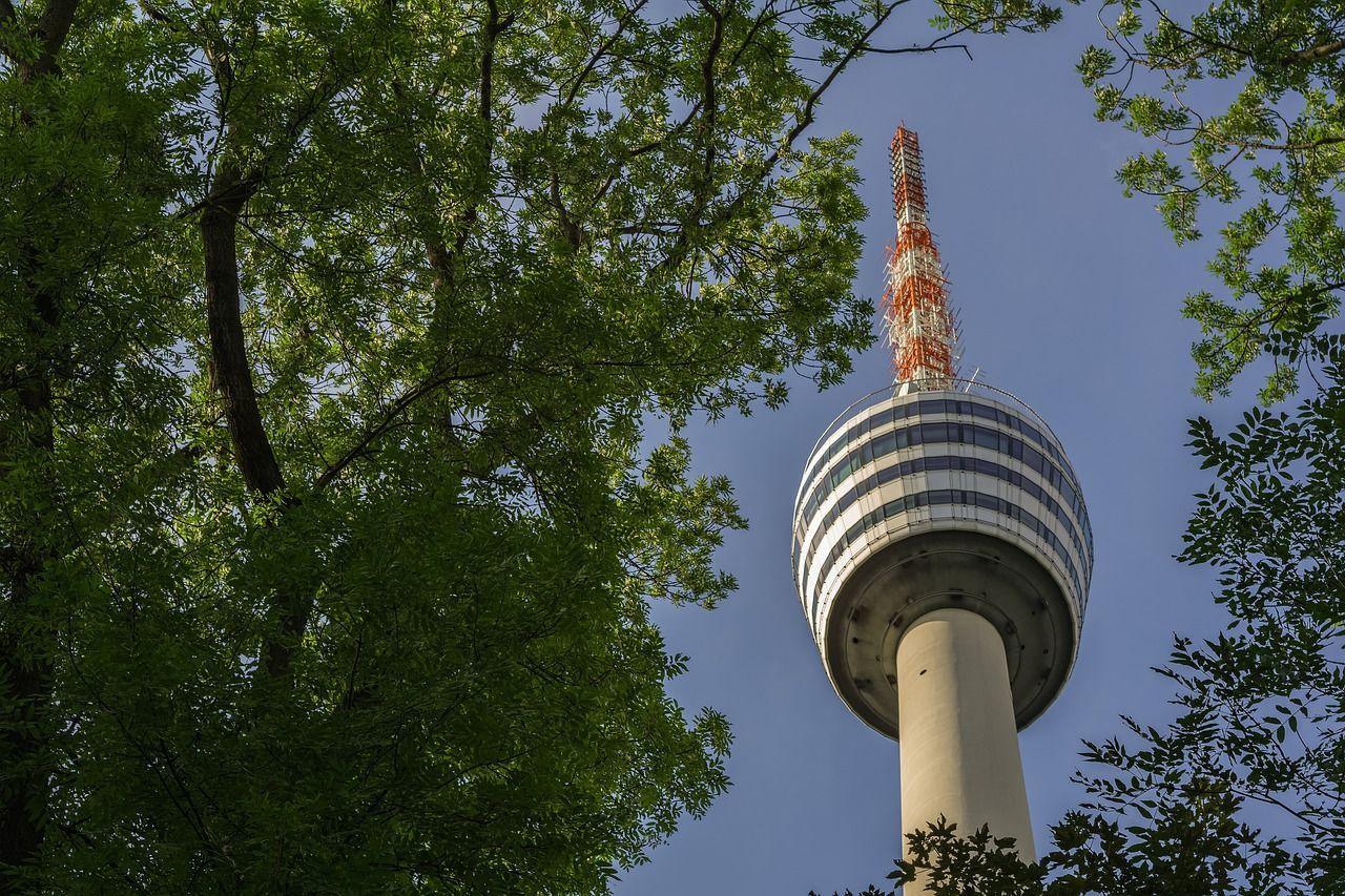 The Stuttgart TV Tower