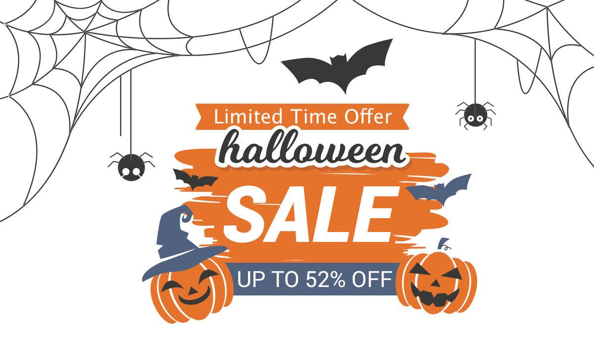 Halloween Promo-Banner