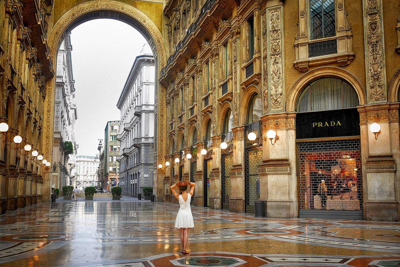 Shopping, Milan