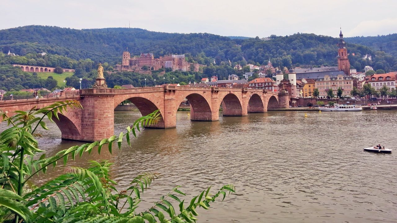The old bridg
