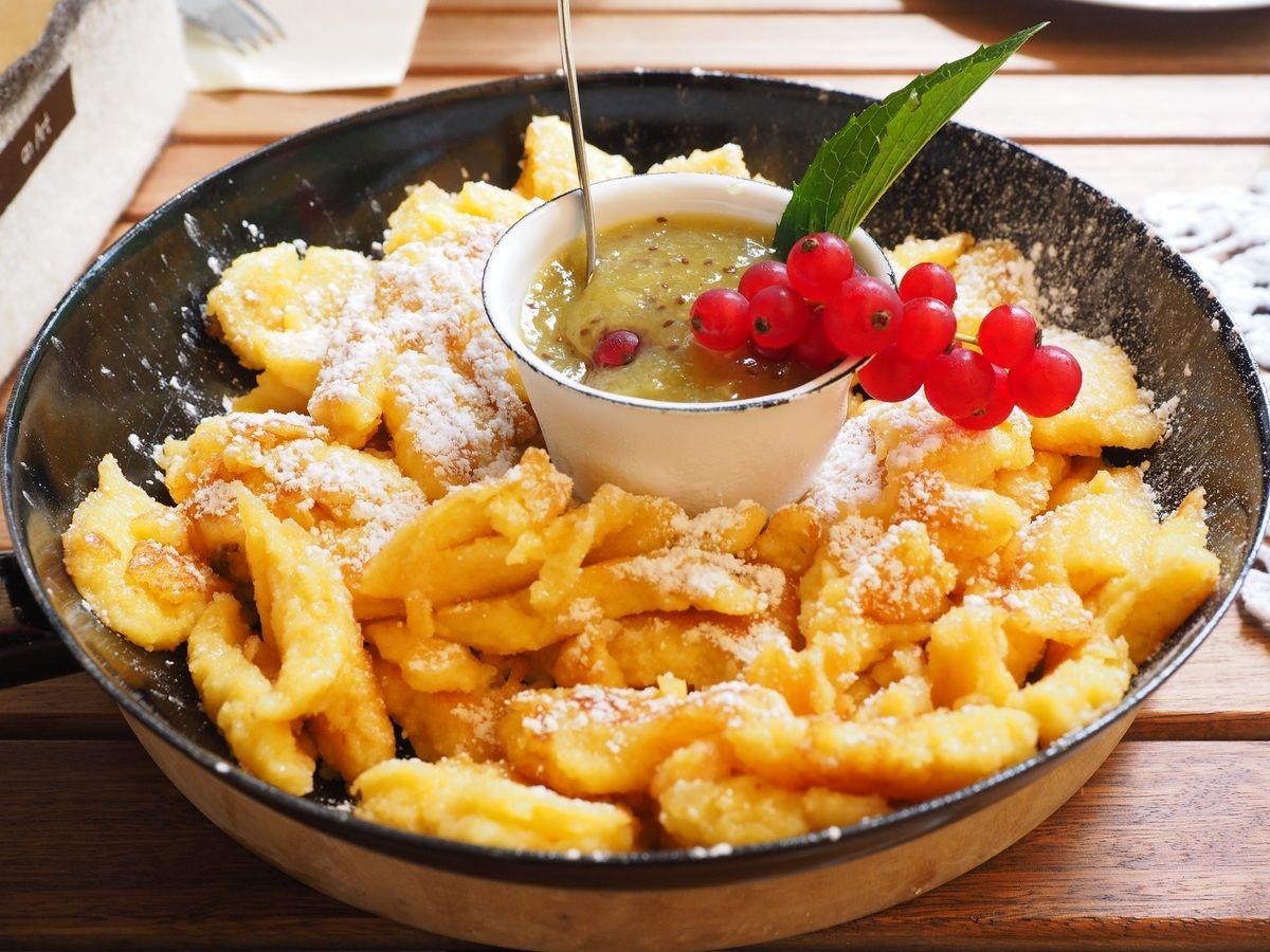 Alps, food