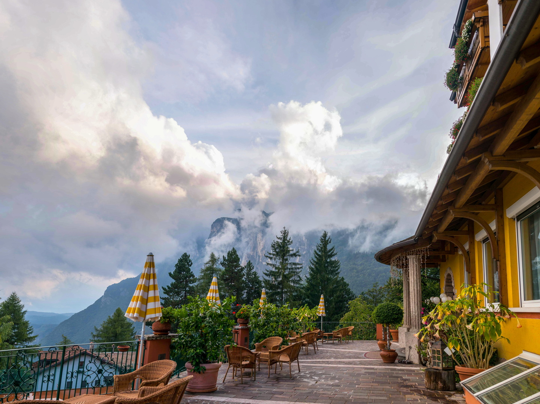 Alps, Accommodation