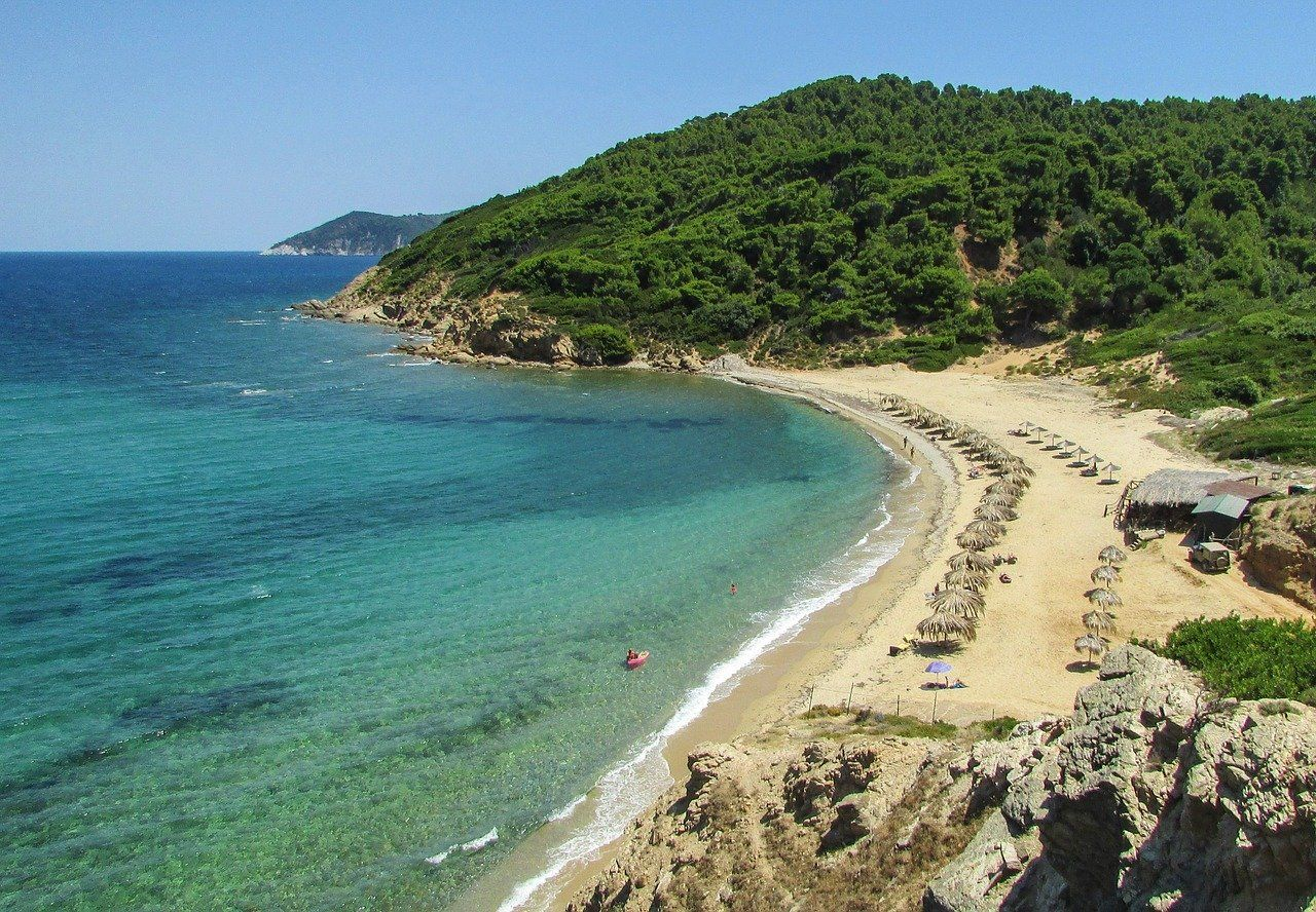 Relax On The Beaches On Greek Islands