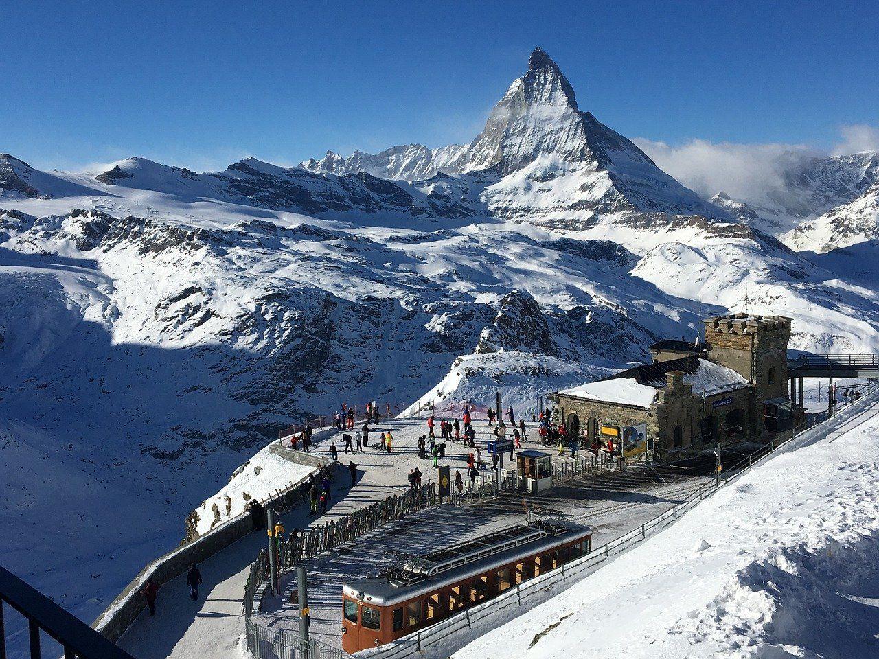 Les Quatre Vallées Ski Resort