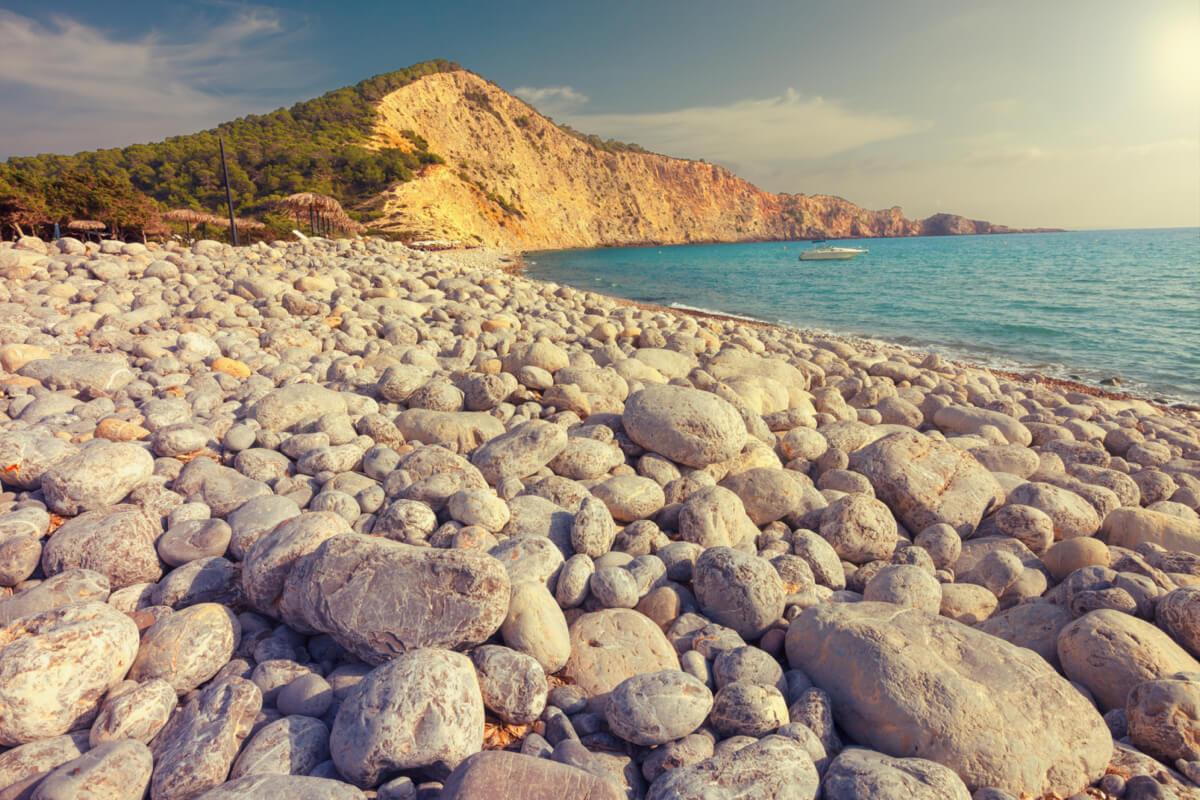 Platja des Jondal, Ibiza