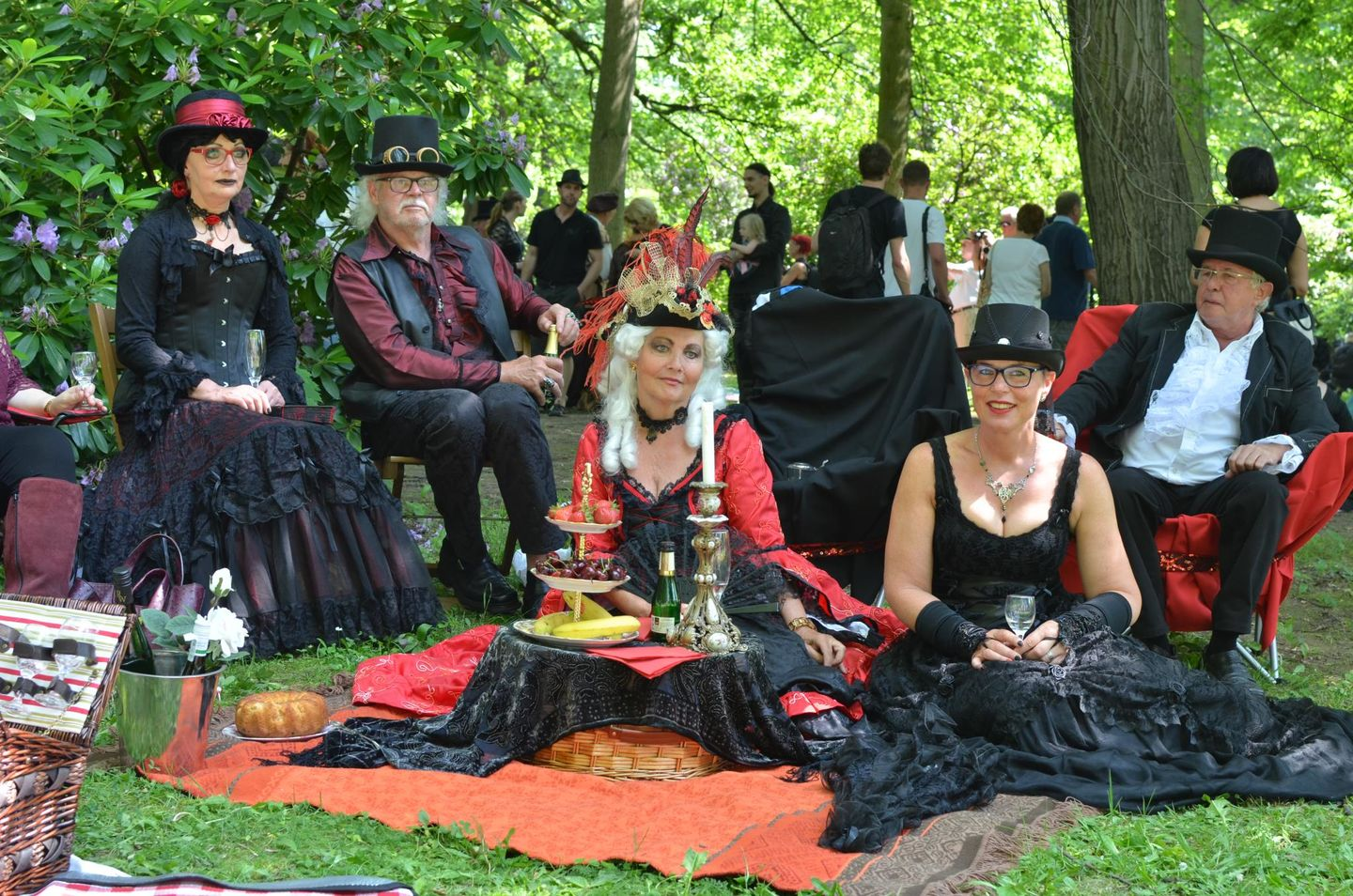 Victorian Picnic WGT