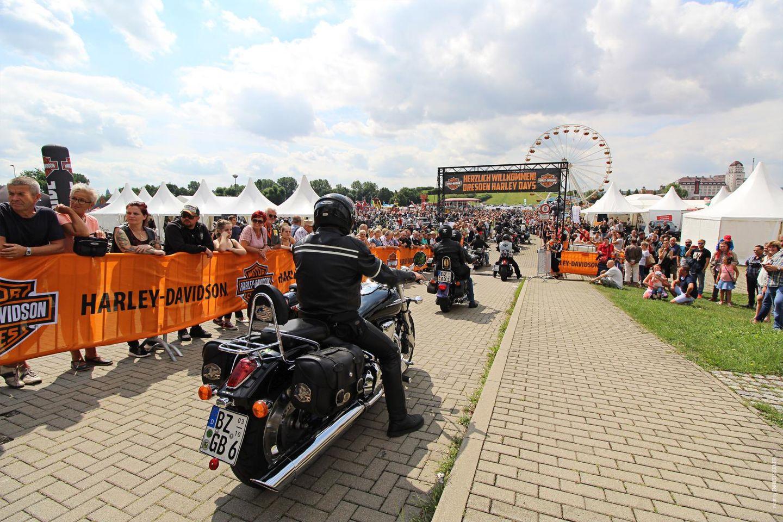 Dresden Harley Days