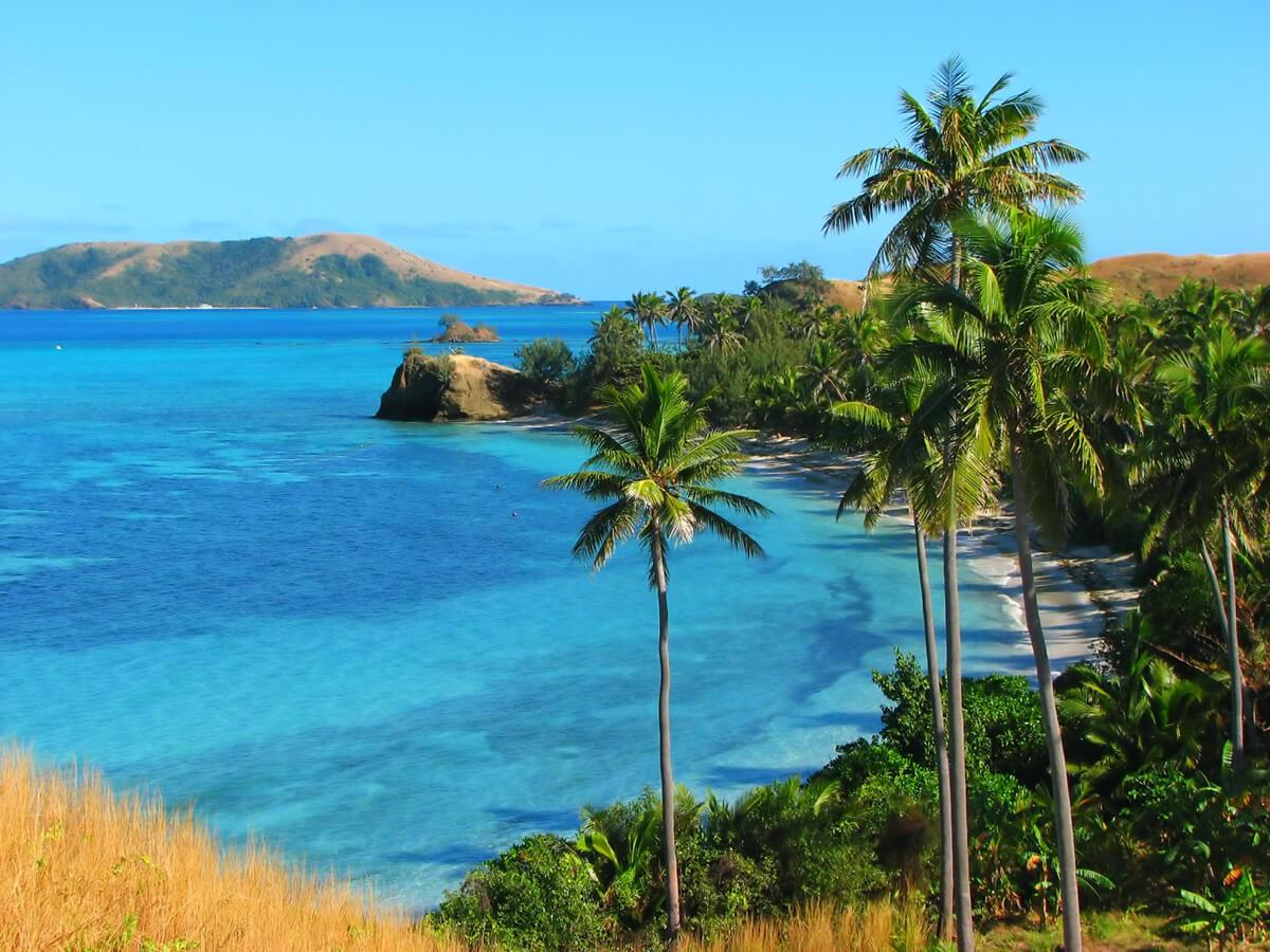 Beaches of Yasawa Island, Fiji