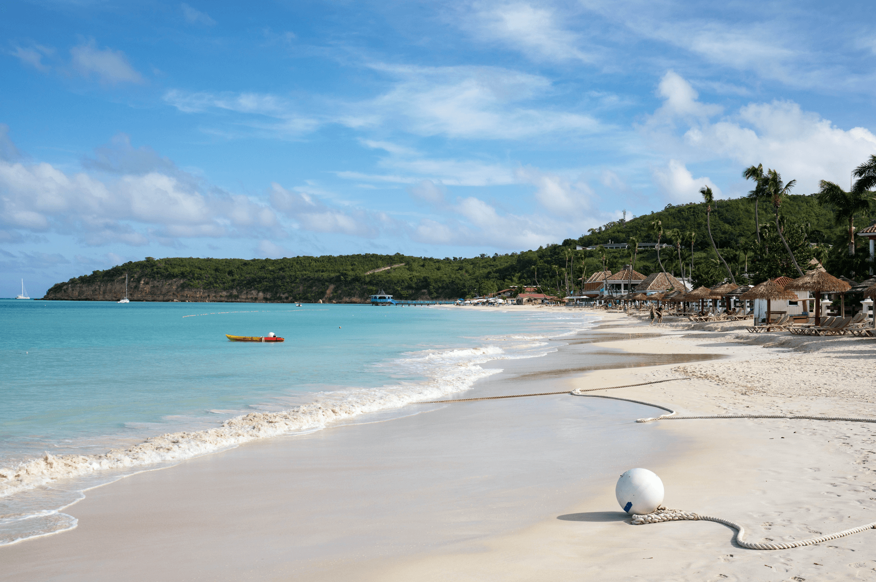 Dickenson Bay, Antigua and Barbuda