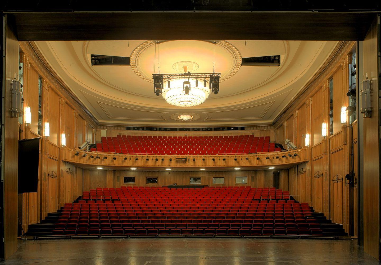 Schauspiel Leipzig hall