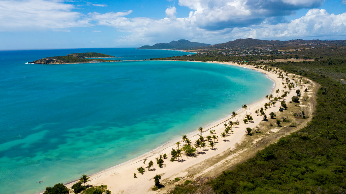 Sun Bay Beach, Puerto Rico