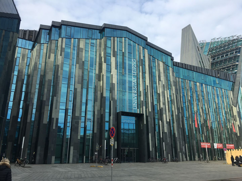 Uni Leipzig Faculties Facilities Library Accommodation Near Hotelfriend