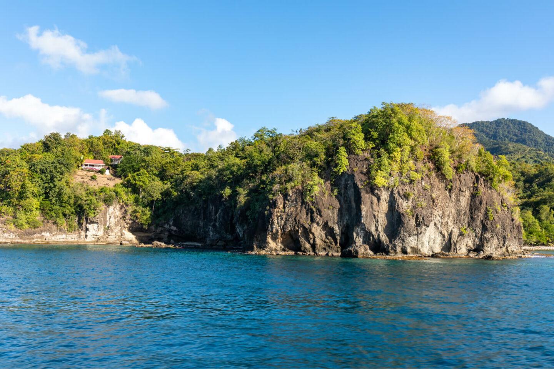 Anse Cochon Beach, Saint Lucia