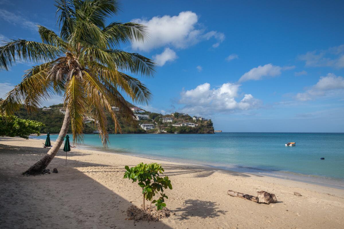 Morne Rouge beach, Grenada