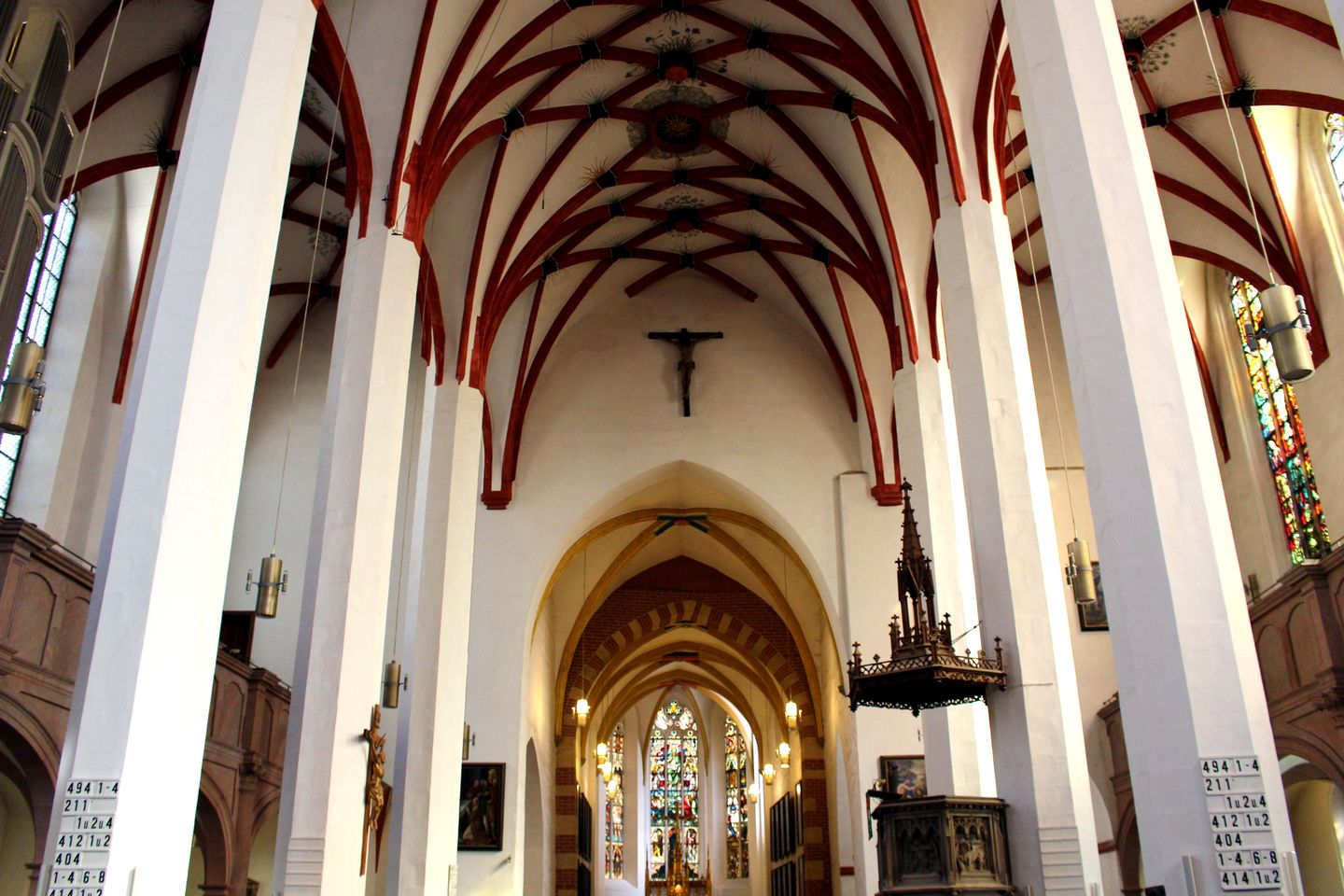 Thomaskirche interior
