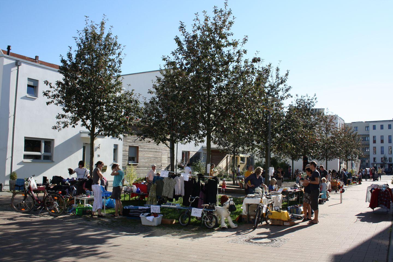 Flea market Leipzig