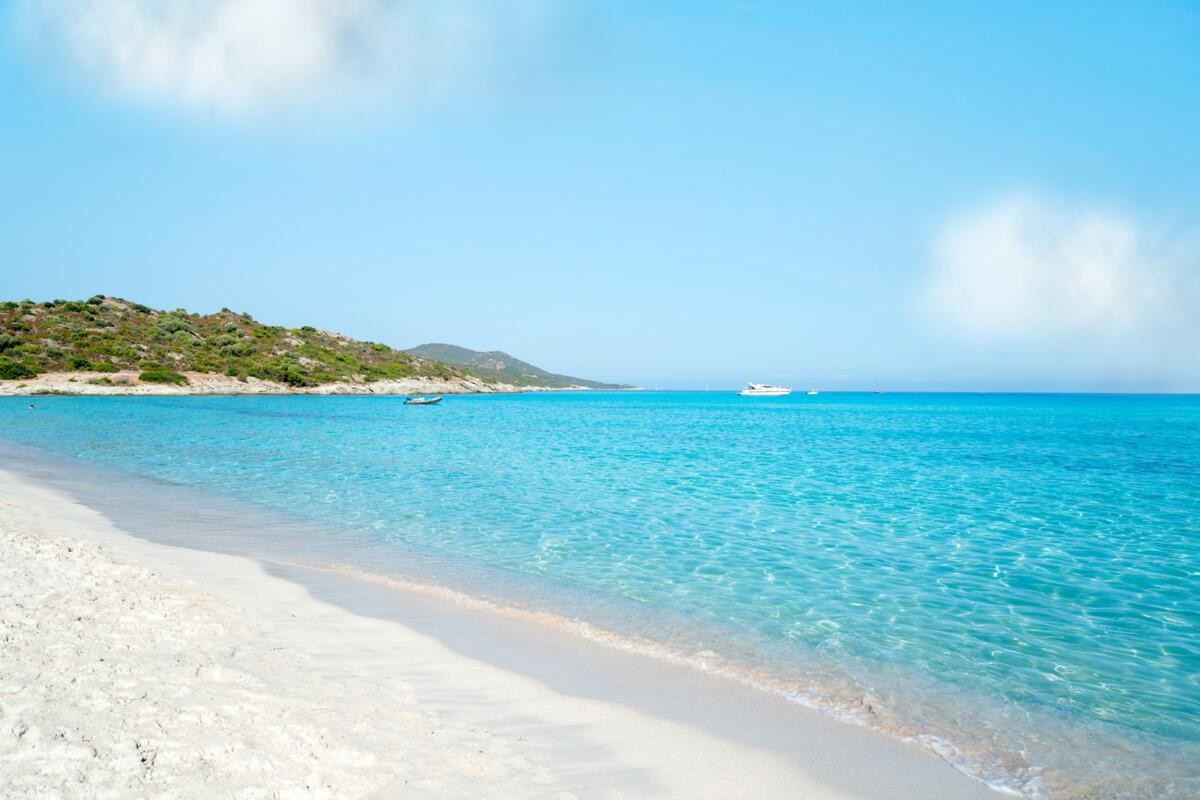 Plage de Saleccia, Corsica
