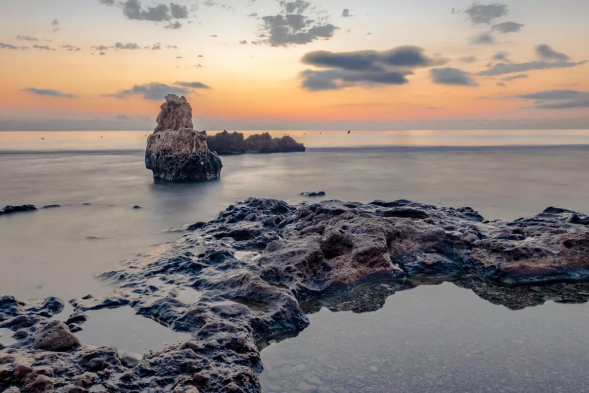 Playa Les Rotes, Dénia