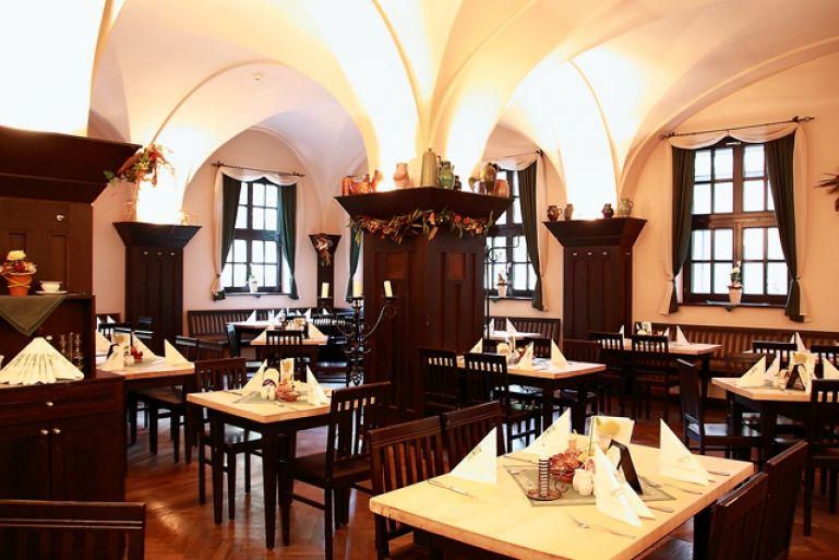 Luthersaal im Thüringer Hof