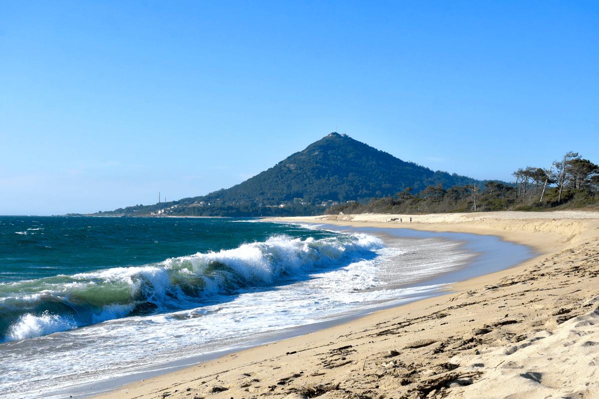 Beaches of Caminha, Portugal