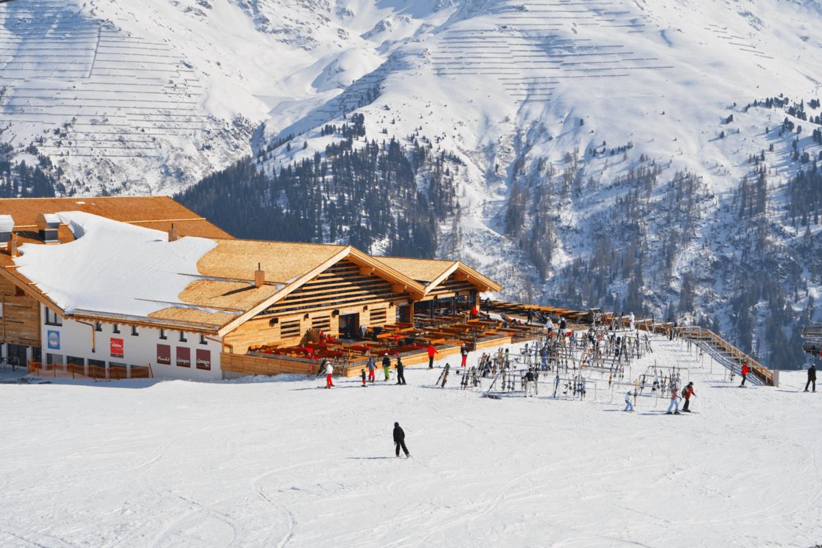 St. Anton Ski Resort, Austria
