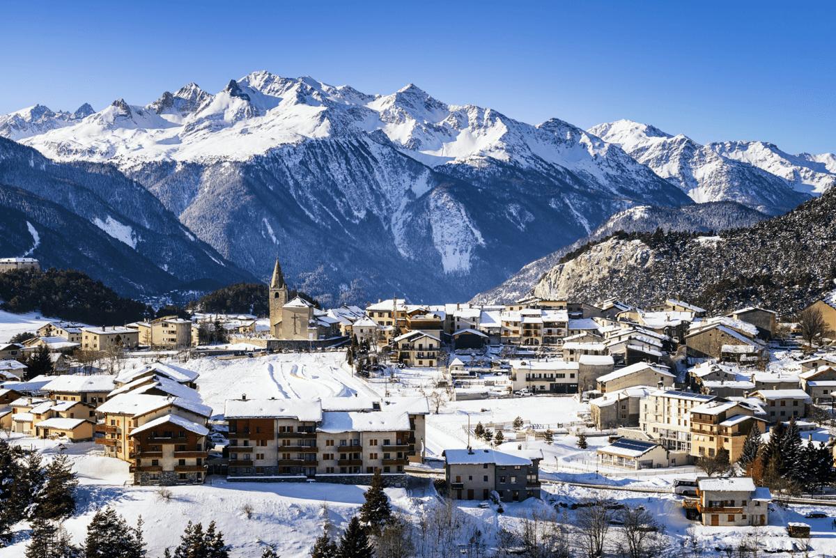 Aussois Ski Resort, France