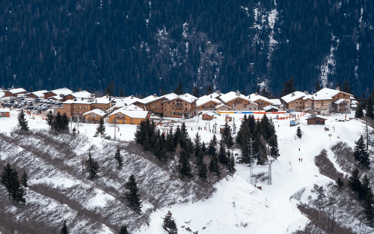 La Rosiere Ski Resort, France